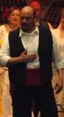 Don Pavarotti, Diego Pedro Plazas