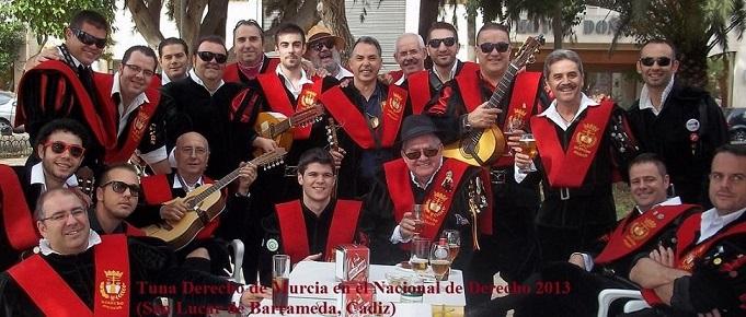 Tuna Derecho Murcia, dondudo
