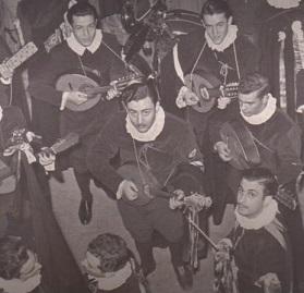 TunaEspaña Padre de Don Chino, SEU de CADIZ 1954
