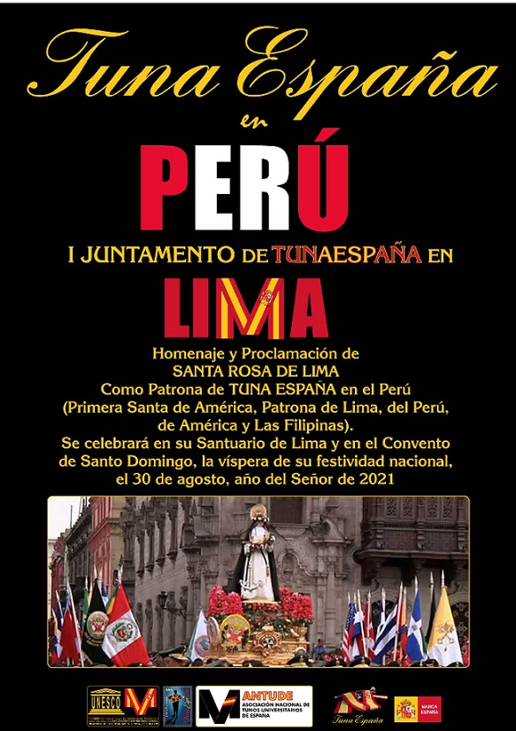 TunaEspaña, Santa Rosa de Lima